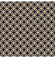 Design seamless colorful lattice pattern vector