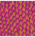 Seamless wave hand-drawn pattern bright pattern vector