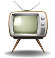 Televison vector