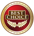 Best choice gold label vector