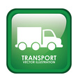 Transport design vector