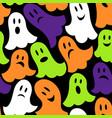 Halloween themed seamless vector