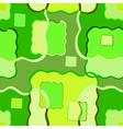 Abstract seamless in green colour vector
