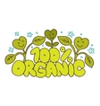 100 organic natural product vector