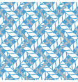 Pattern from marine ropes vector