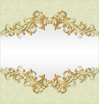 Pale yellow background vector