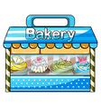 A bakery vector