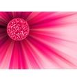 Disco ball party banner vector