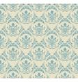 Background vintage seamless wallpaper floral vector