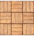 Wooden floor texture vector