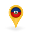Location haiti vector