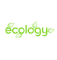 Ecology word vector
