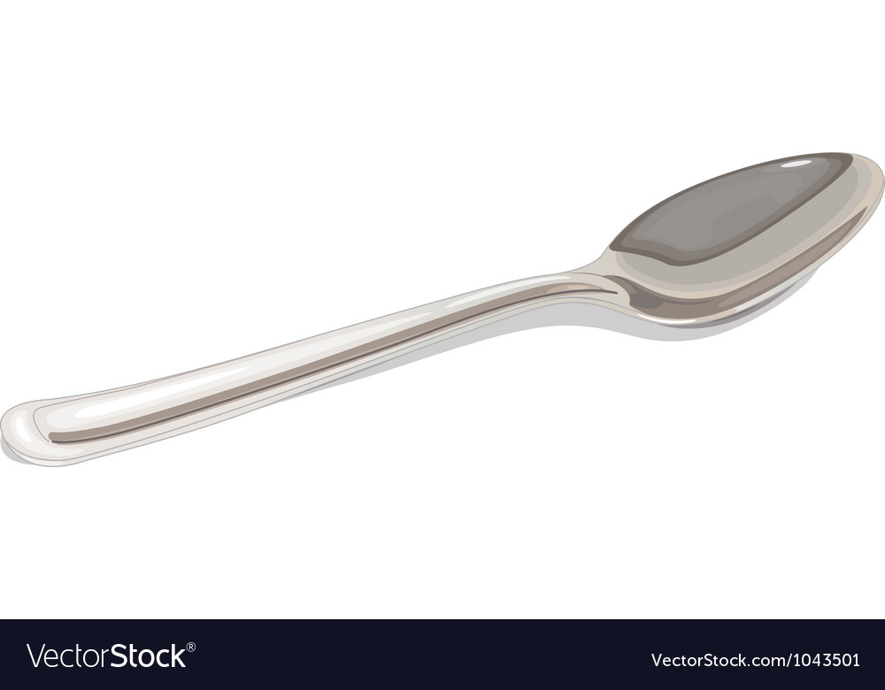 Spoon vector | Price: 1 Credit (USD $1)