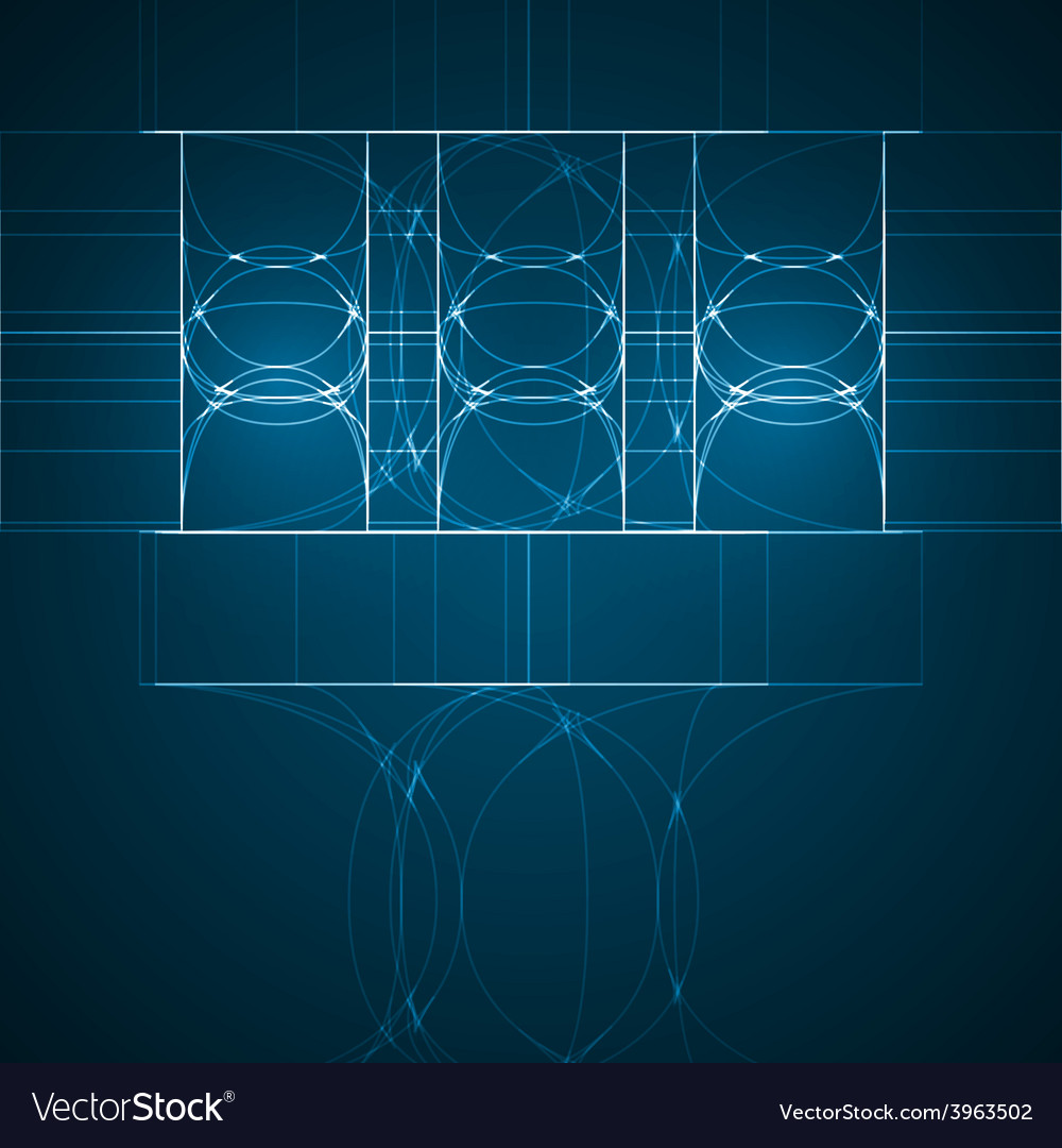 Abstract technology technical drawing vector   Price: 1 Credit (USD $1)