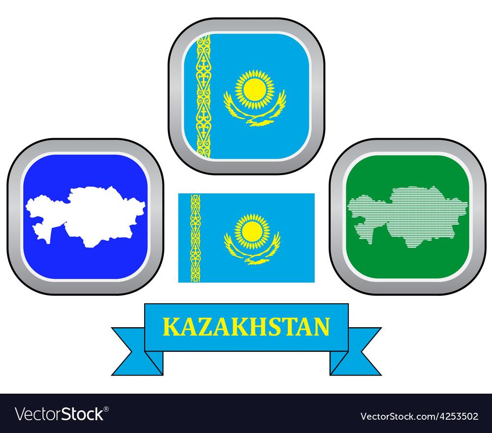 Symbol of kazakhstan vector | Price: 1 Credit (USD $1)