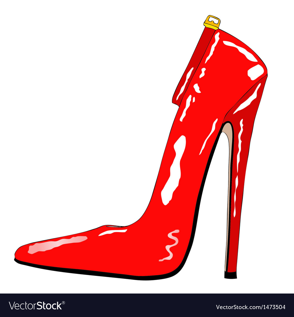Shoes and fashion 005 vector | Price: 1 Credit (USD $1)