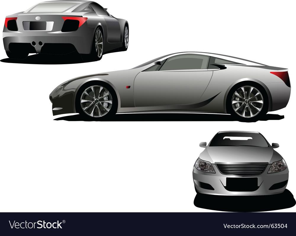 Three cars vector   Price: 1 Credit (USD $1)