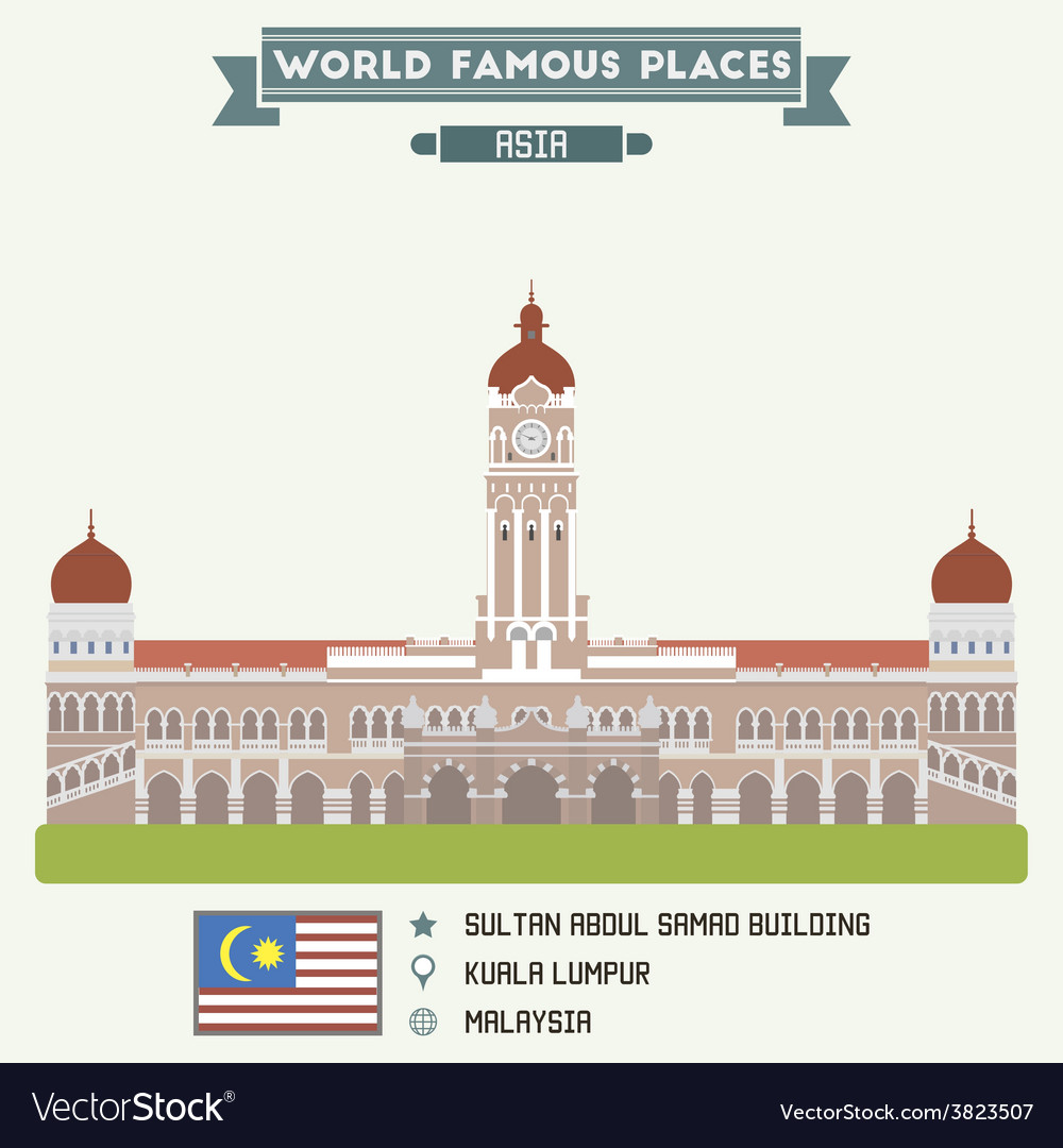 Kuala lumpur vector | Price: 3 Credit (USD $3)