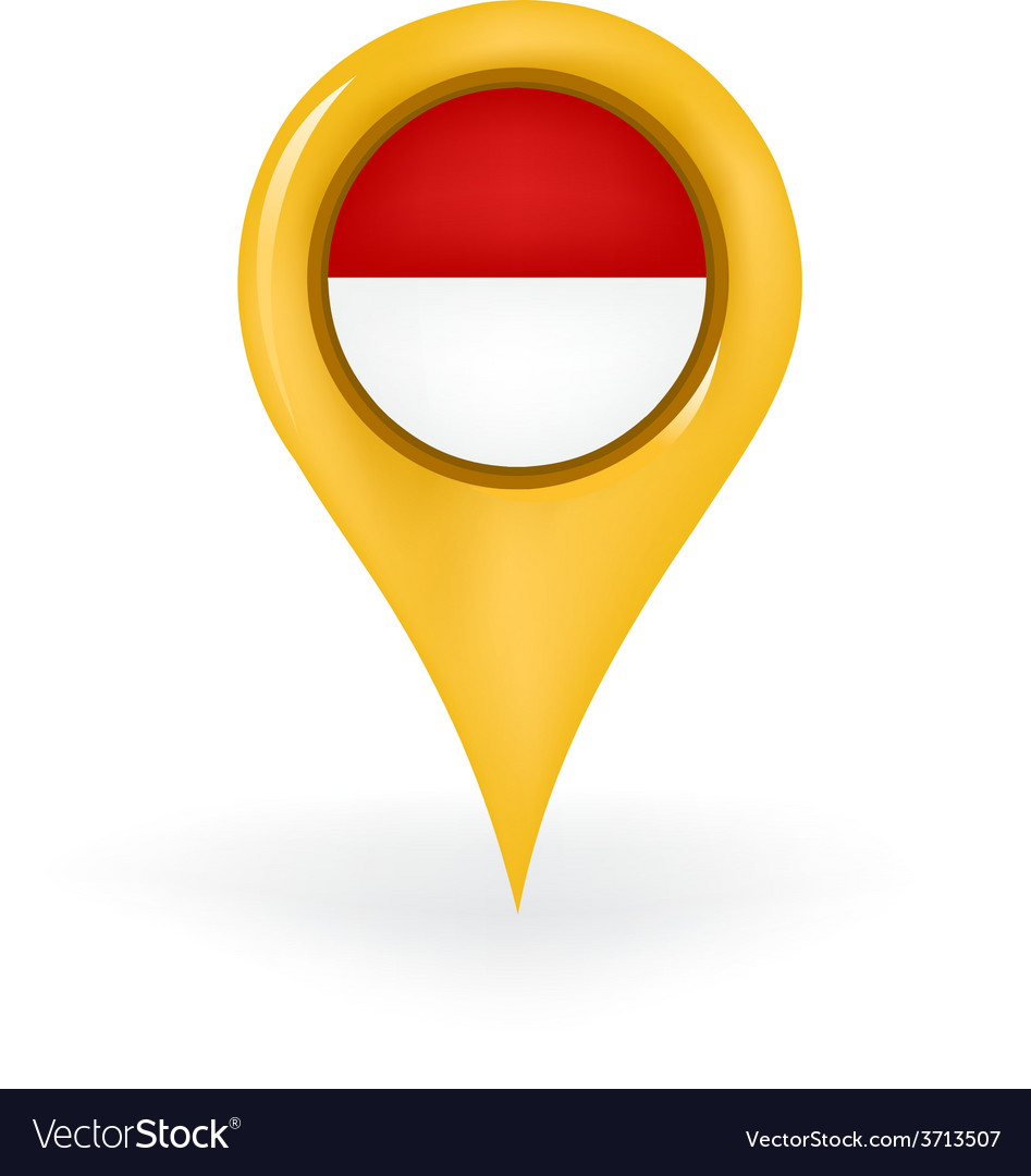 Location indonesia vector | Price: 1 Credit (USD $1)