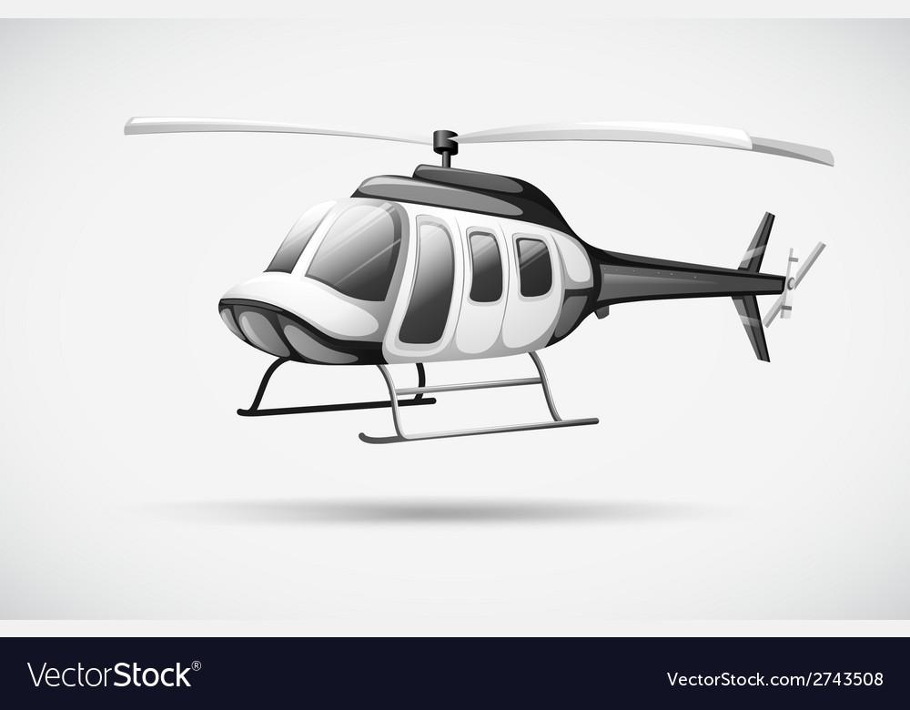 A chopper vector | Price: 1 Credit (USD $1)