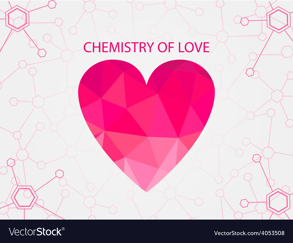 Chemistry of love vector | Price: 1 Credit (USD $1)