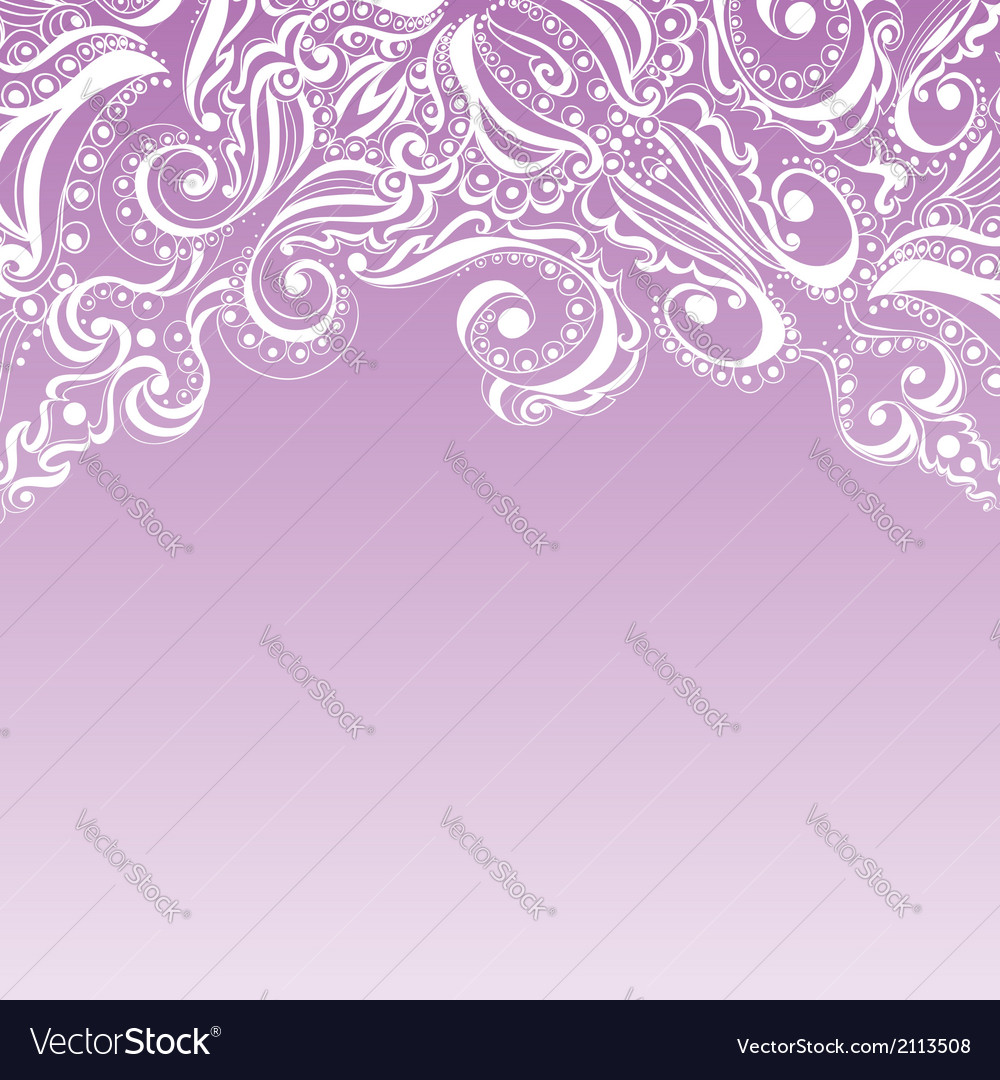 Template frame design for card vector | Price: 1 Credit (USD $1)