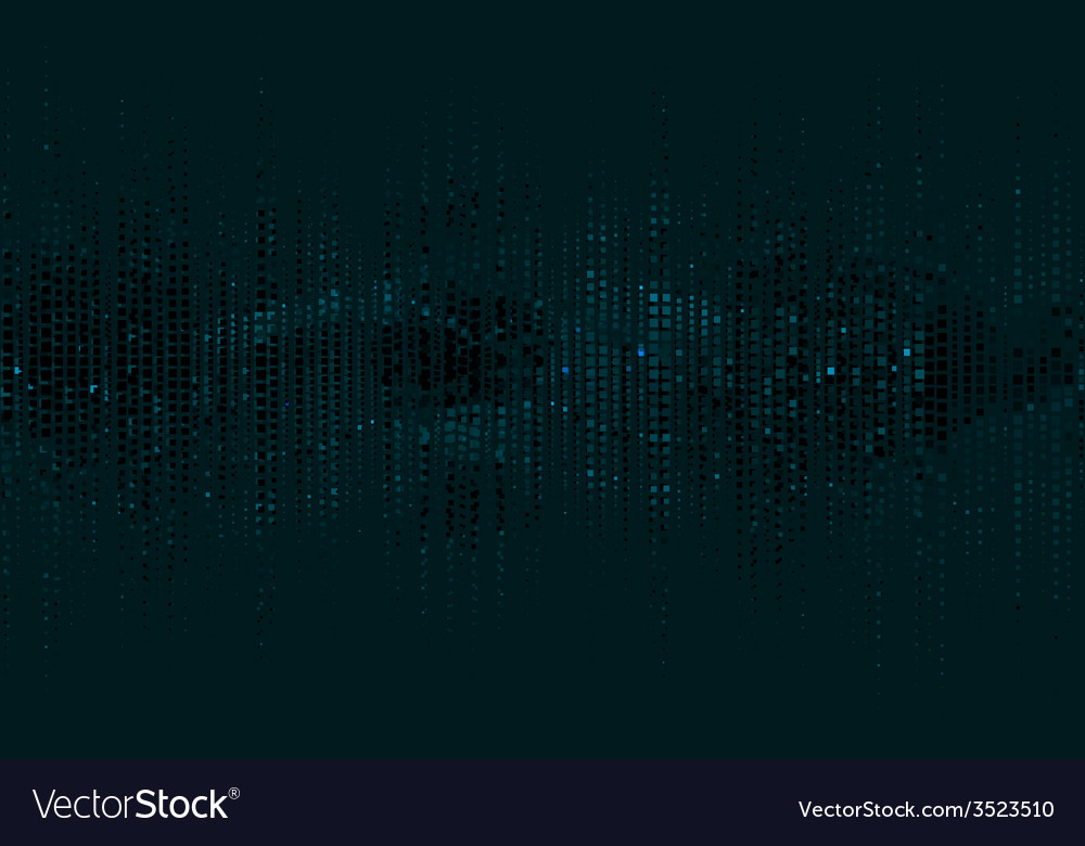 Equalizer digital vector | Price: 1 Credit (USD $1)