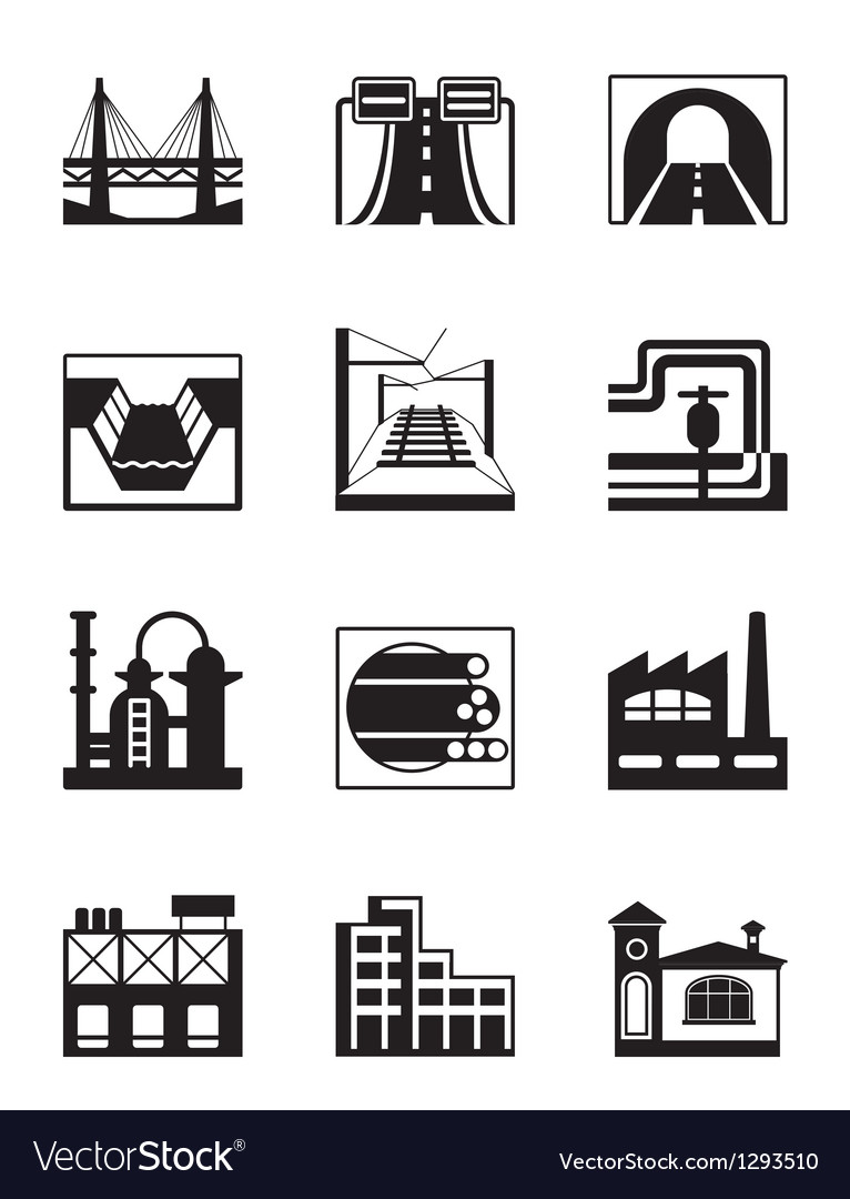 Various types of construction vector | Price: 1 Credit (USD $1)