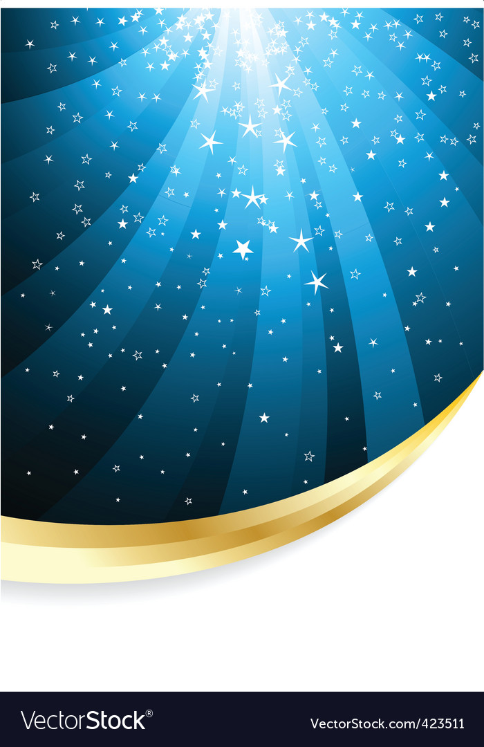 abstract background with star vector | Price: 1 Credit (USD $1)