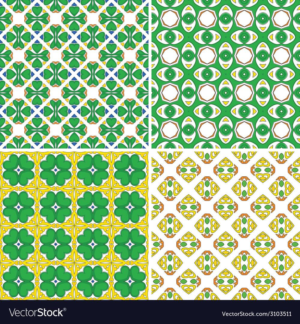 Portuguese tiles vector   Price: 1 Credit (USD $1)