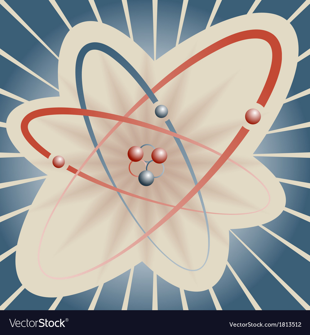Peaceful nuclear energy vector | Price: 1 Credit (USD $1)