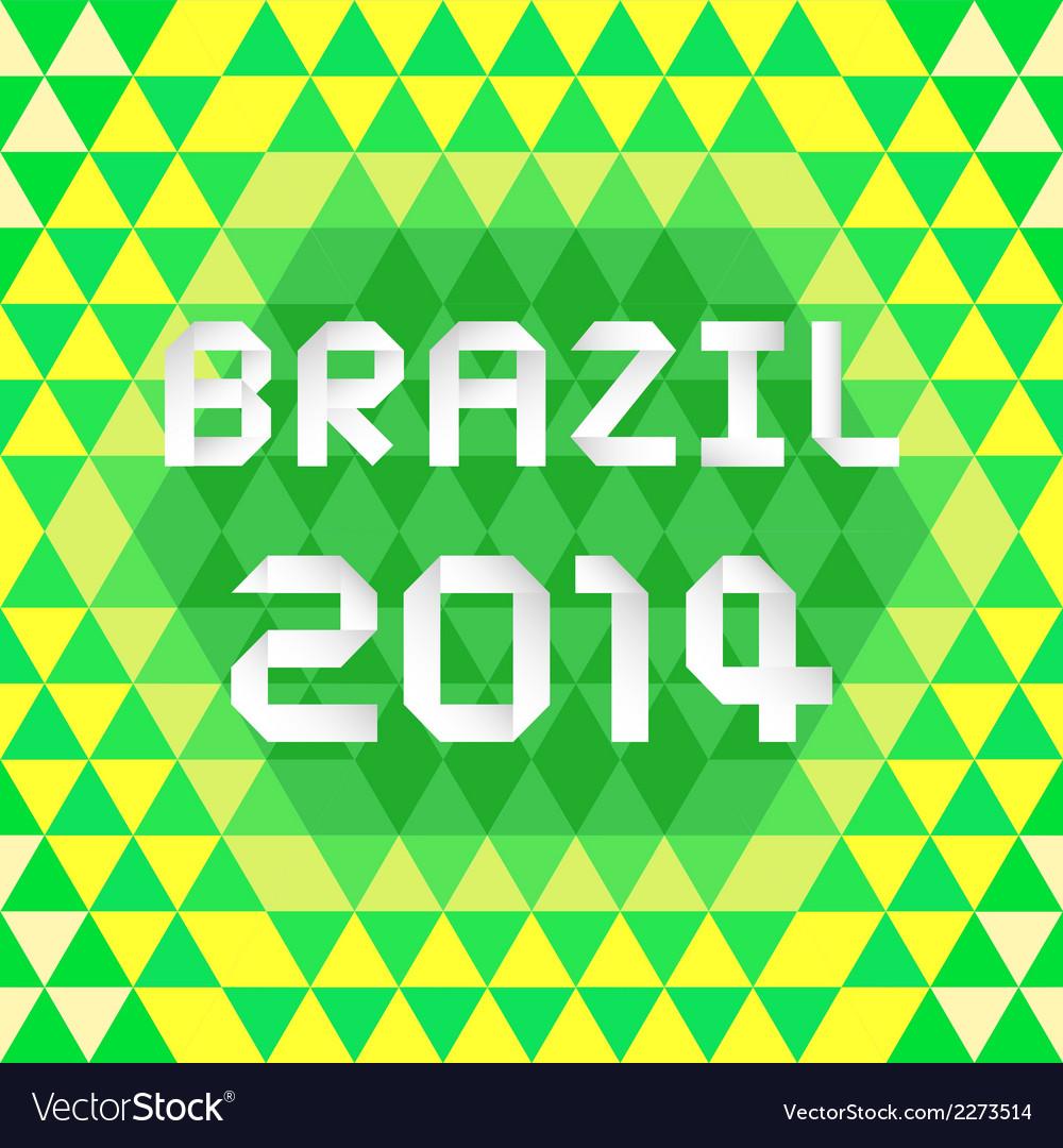 Brazil2014 background1 vector   Price: 1 Credit (USD $1)