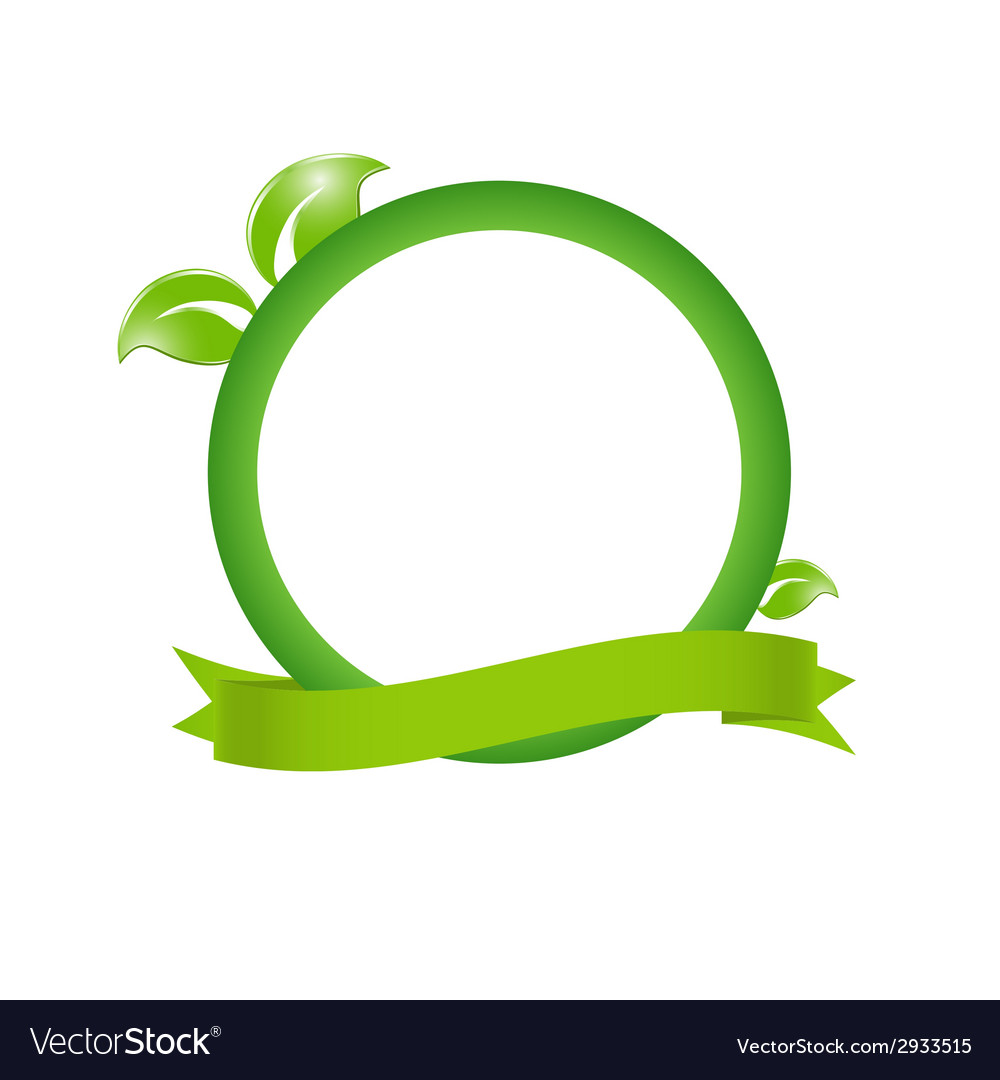 Green eco friendly background - abstract paper vector   Price: 1 Credit (USD $1)