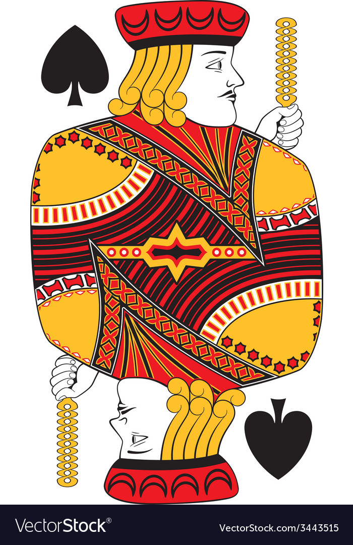 Jack of spades no card vector | Price: 1 Credit (USD $1)