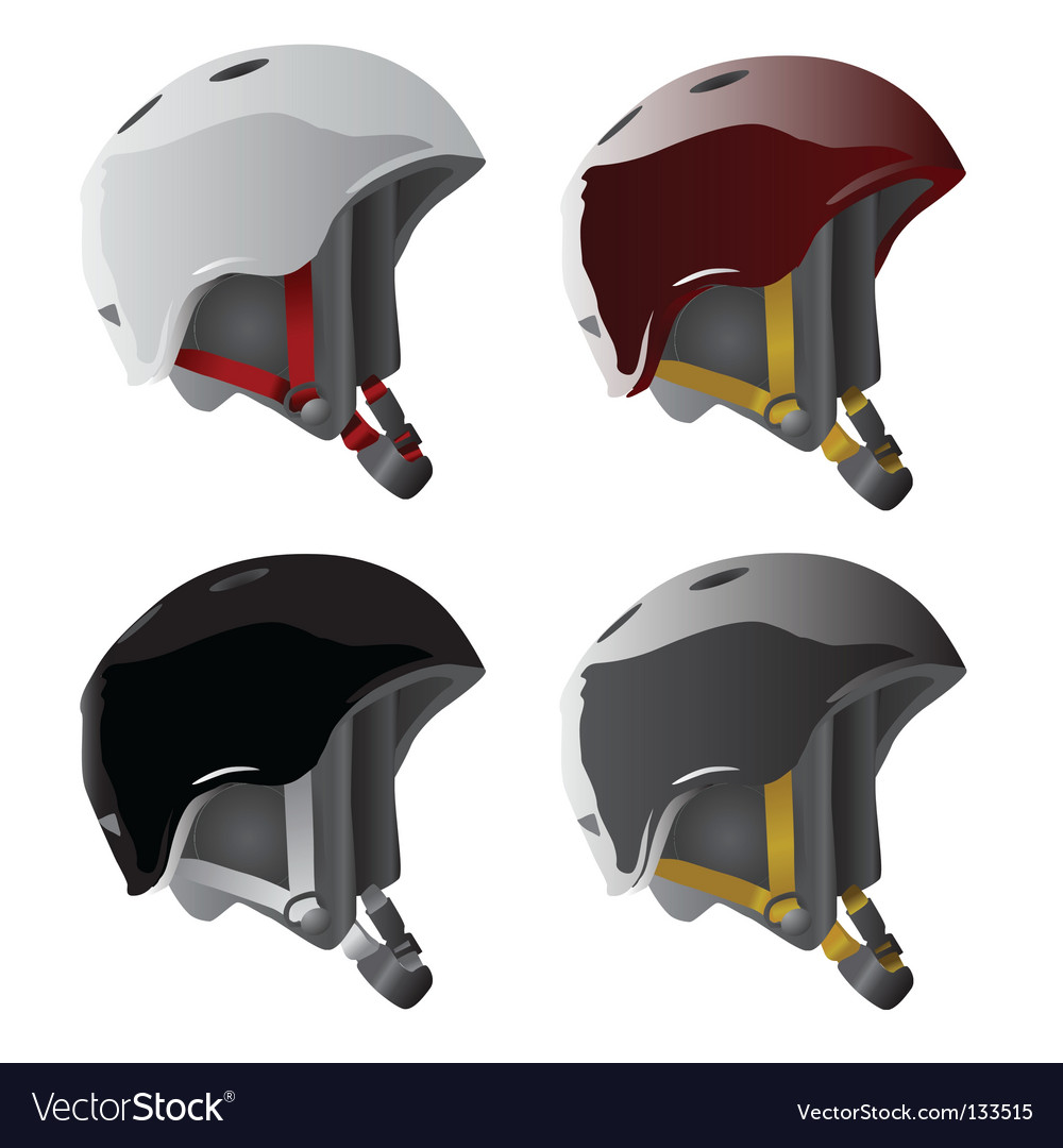 Sport helmet vector | Price: 1 Credit (USD $1)