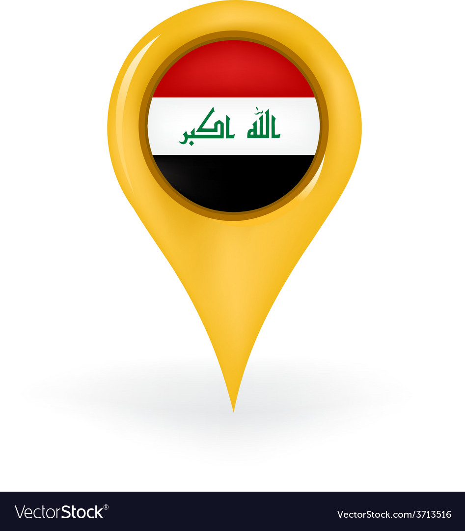 Location iraq vector | Price: 1 Credit (USD $1)