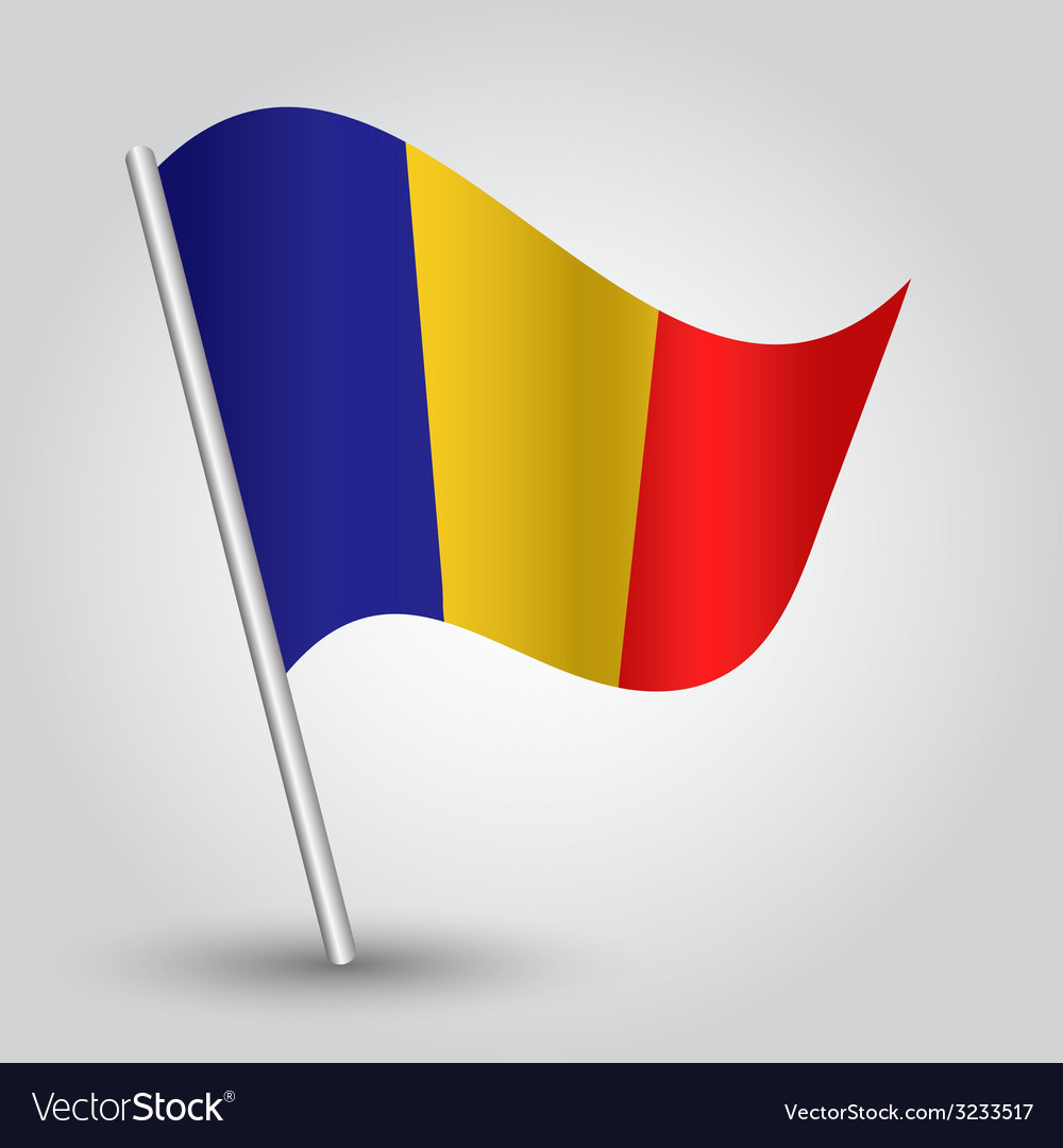 Flag romania vector   Price: 1 Credit (USD $1)