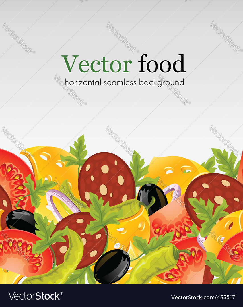 Natural food vector | Price: 3 Credit (USD $3)