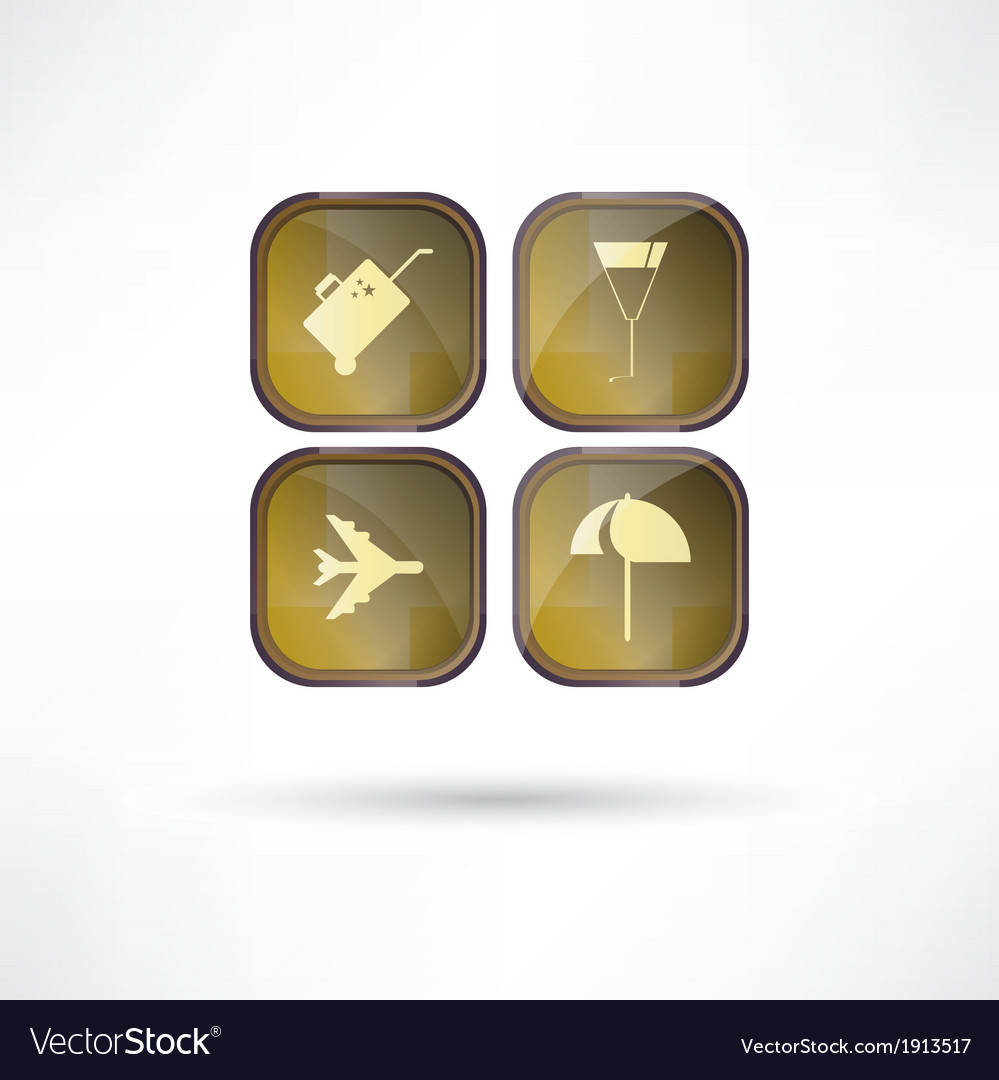 Trip icon vector | Price: 1 Credit (USD $1)