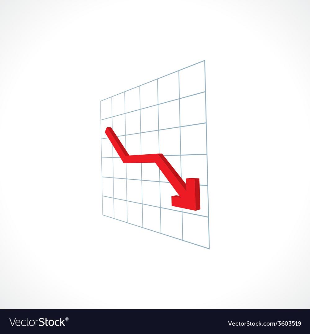 Financial crisis vector   Price: 1 Credit (USD $1)