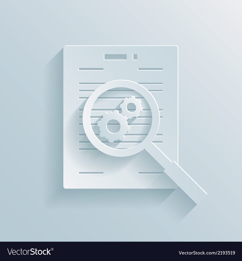 Preparation of a business contract vector | Price: 1 Credit (USD $1)