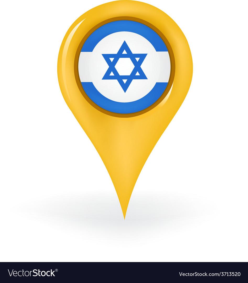 Location israel vector   Price: 1 Credit (USD $1)