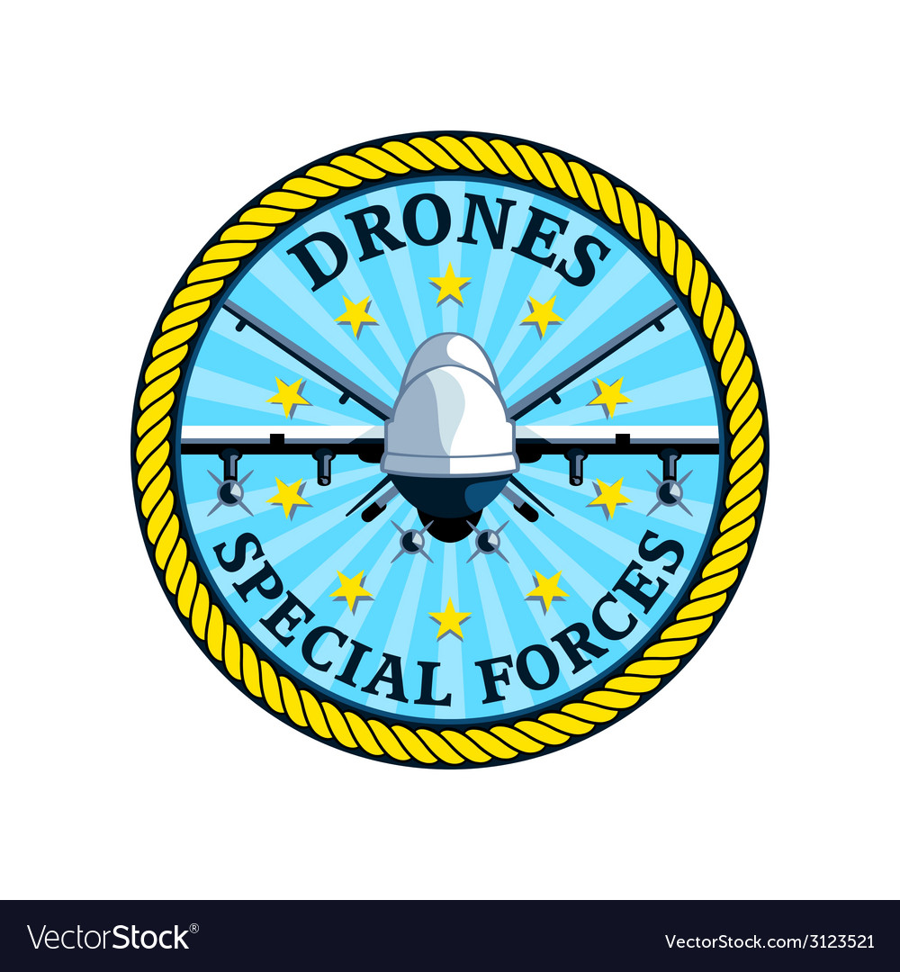 Drones special forces vector | Price: 1 Credit (USD $1)