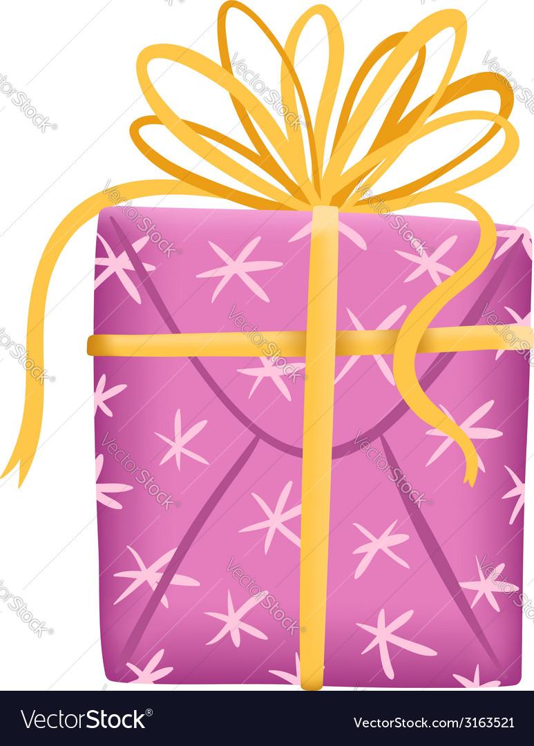 Present box vector | Price: 1 Credit (USD $1)
