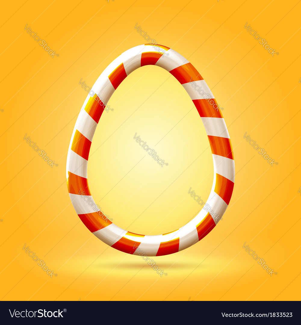 Easter decoration vector | Price:  Credit (USD $)