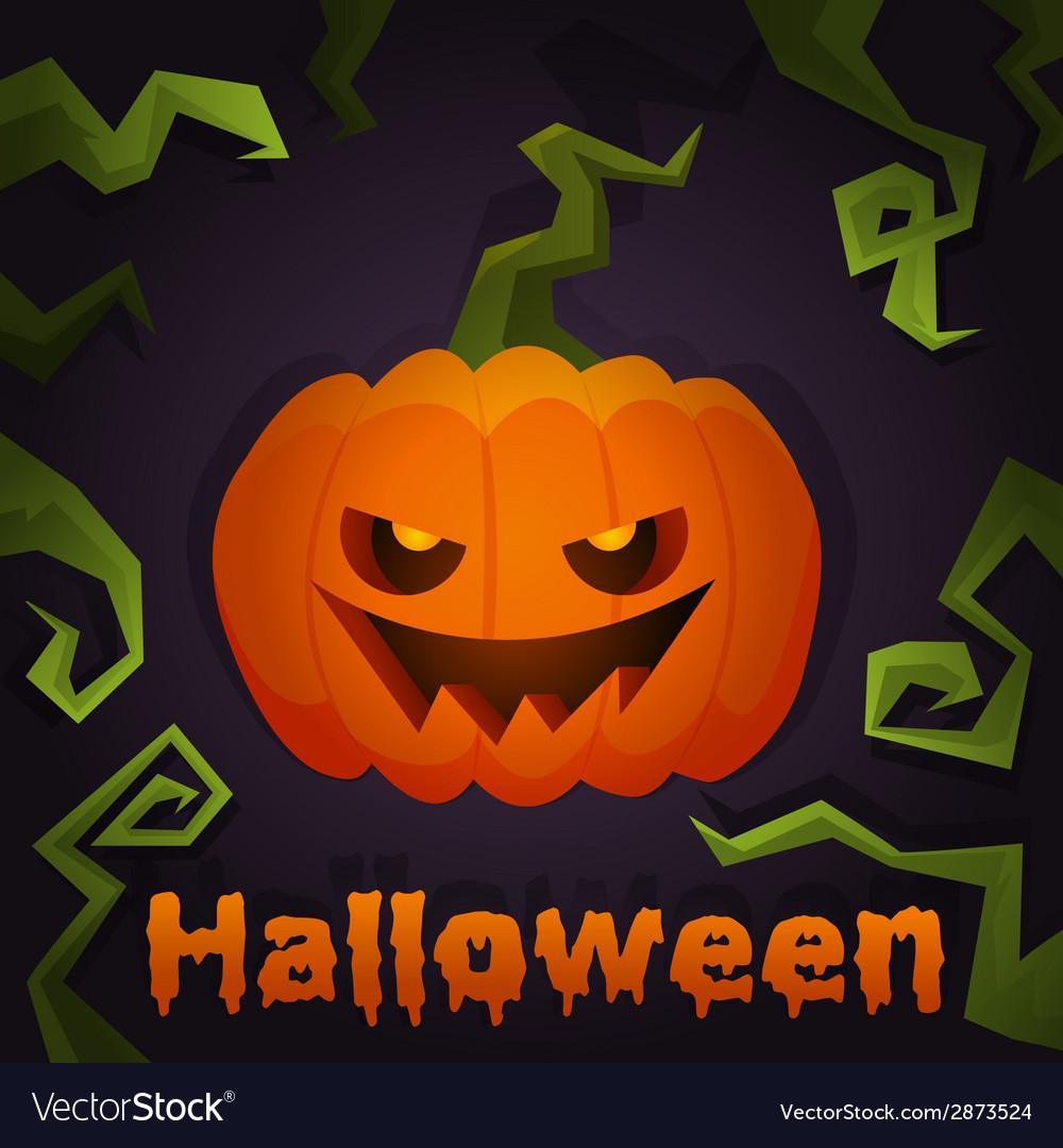 Pumpkin jack vector | Price: 1 Credit (USD $1)