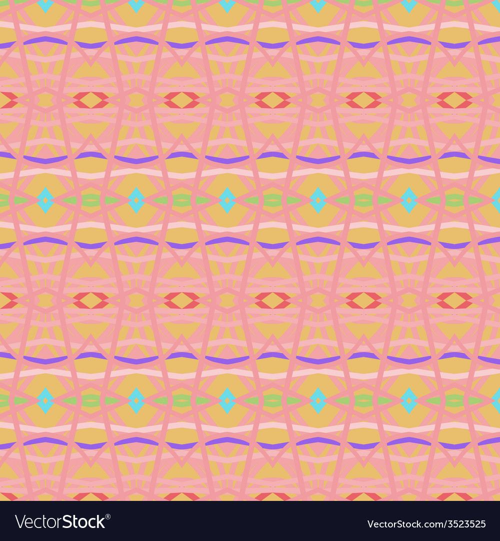 Decorative seamless wallpaper vector   Price: 1 Credit (USD $1)