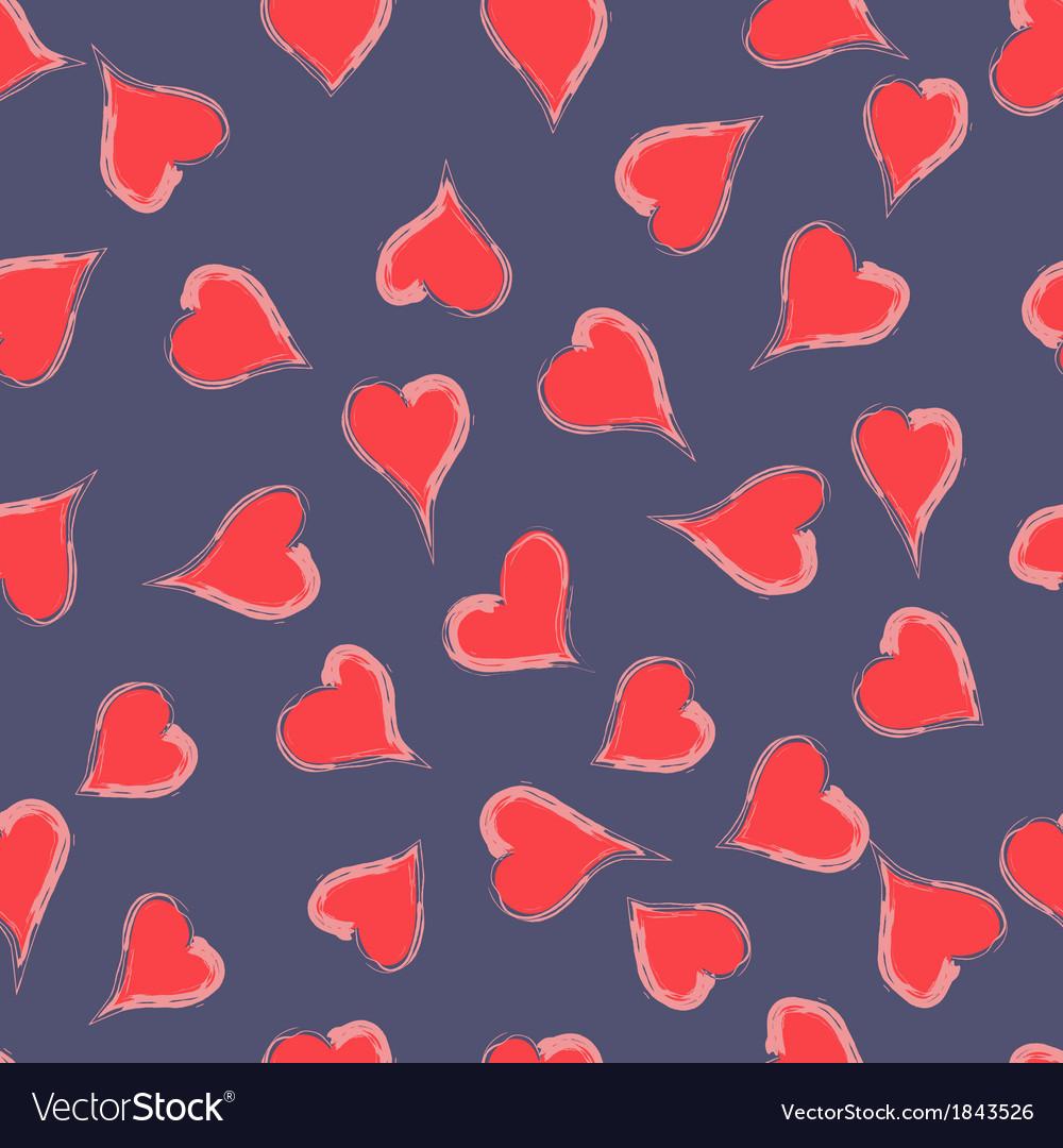Heart valentines day vector | Price: 1 Credit (USD $1)