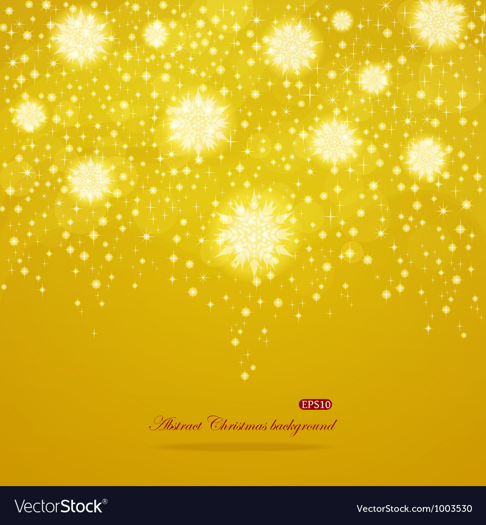 Abstract shiny christmas background vector | Price: 1 Credit (USD $1)