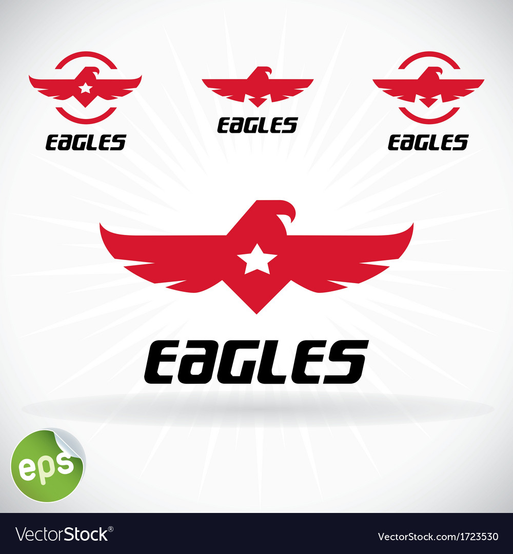 Eagle symbol vector | Price: 1 Credit (USD $1)